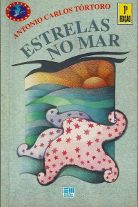 ESTRELAS NO MAR CAPA